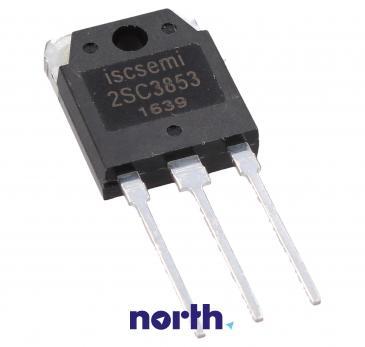 2SC3853 Tranzystor TO-3P (npn) 80V 6A 20MHz