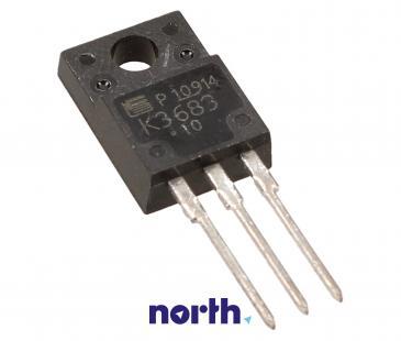 2SK3683-01MR Tranzystor TO-220 (n-channel) 500V 19A 76MHz