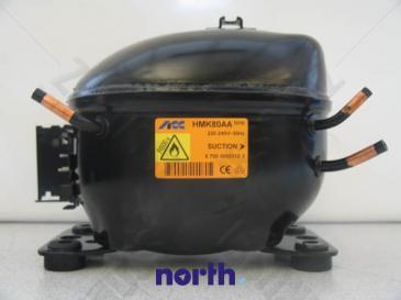 Sprężarka | Kompresor HMK80AA ACC lodówki Electrolux 4055076741 (agregat)