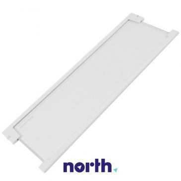Półka szklana 1/2 ramką do lodówki 2064639012