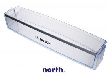 Balkonik | Półka na butelki na drzwi chłodziarki (dolna) do lodówki Siemens 00676695