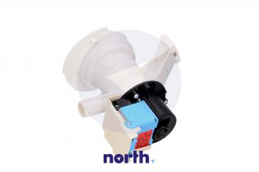 Pompa odpływowa kompletna (481236018529) do pralki Whirlpool/Polar