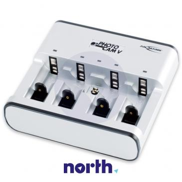 Ładowarka akumulatorów PHOTOCAM5 R3/R6/R14/R20/6F22