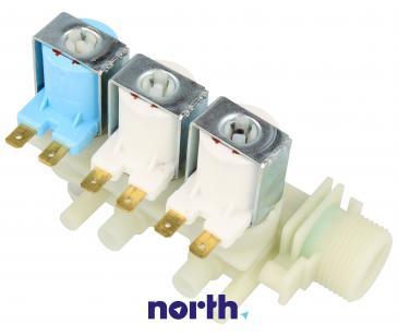 Elektrozawór potrójny do pralki Indesit C00080664