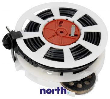 Rolka | Zwijacz kabla z wtyczką do odkurzacza 2193130156
