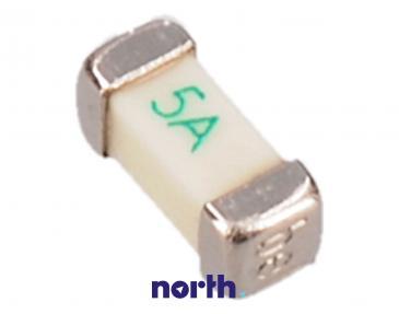 5A F Bezpiecznik SMD (6.1mm