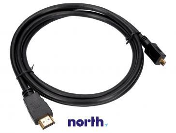 Kabel HDMI - HDMI mini 1.5m (wtyk/ mini wtyk)