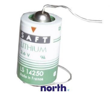 14250 | CR14250 | LS14250 Bateria 1/2AA 3.6V 1.2Ah Saft (1szt.)