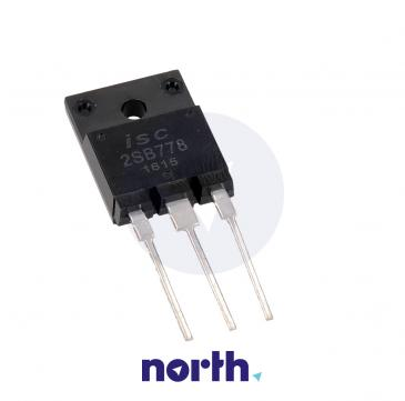 2SB778 Tranzystor TO-3P (pnp) 120V 10A