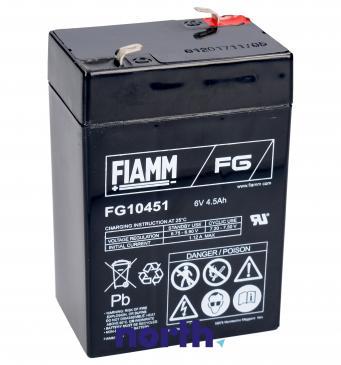 FG10451 Akumulator UPS 6V 4500mAh Fiamm (1szt.)