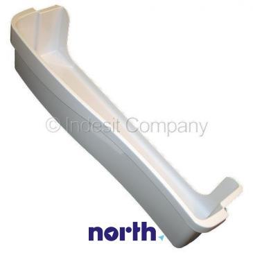 Balkonik | Półka na butelki na drzwi chłodziarki (dolna) do lodówki Indesit C00075533