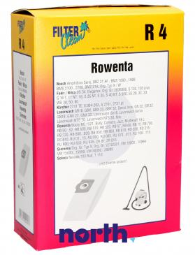 Worek do odkurzacza R4 Rowenta 4szt. 000113K