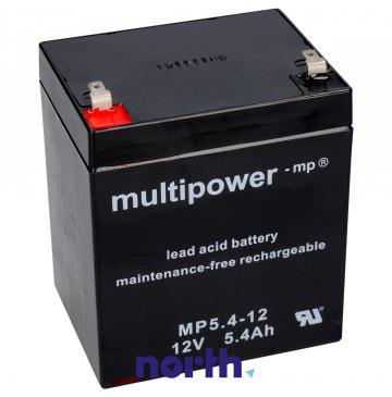 MP5,412 Akumulator UPS 12V 5400mAh Multipower (1szt.)
