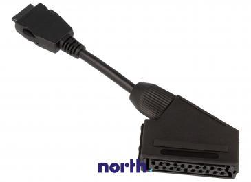 Kabel SCART - AV (wtyk/ wtyk) | (SHARP) QCNWGA158WJPZ