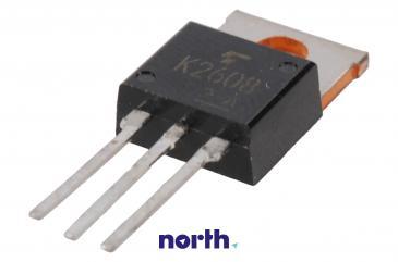 2SK2608 Tranzystor TO-220AB (n-channel) 900V 3A 66MHz