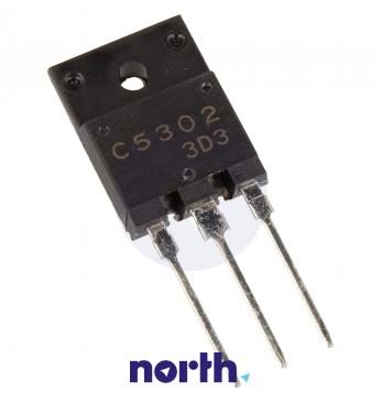 2SC5302 Tranzystor TO-3P (npn) 800V 15A 10MHz