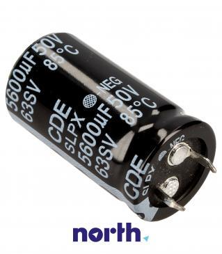 5600uF | 50V Kondensator elektrolityczny 85°C 40mm/22mm