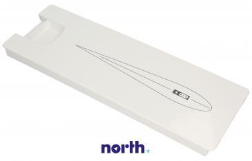 Drzwiczki zamrażarki kompletne do lodówki 651049832