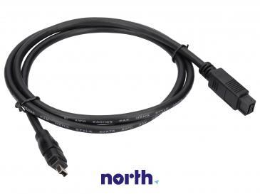 Kabel 1m FireWire 9 pin - FireWire (wtyk/ 4 pin wtyk) 82588