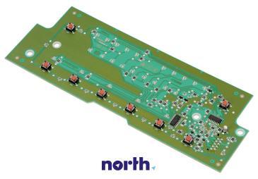 Moduł obsługi panelu sterowania skonfigurowany do pralki 41031092