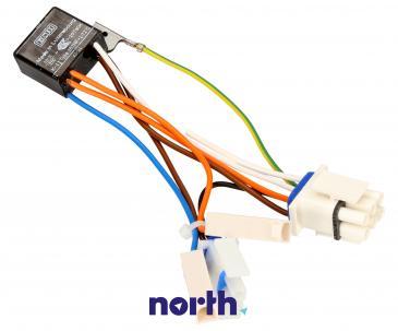 Wiązka kabli wewnętrznych do lodówki Whirlpool 481232058132