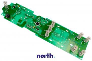 Moduł obsługi panelu sterowania oprogramowania do pralki 00702560