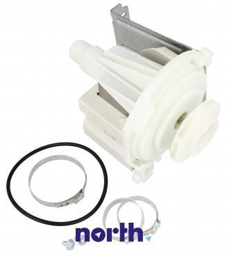 Pompa myjąca (obiegowa) z turbiną do zmywarki Whirlpool 480140102395