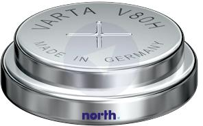 V80H Bateria 1.2V 80mAh Varta (1szt.)