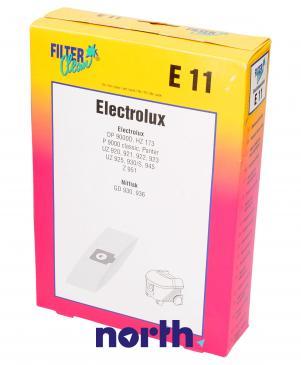Worek do odkurzacza E11 Electrolux 3szt. 000254K