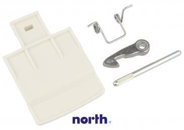 Rączka | Uchwyt drzwi zespół do pralki Indesit 482000027064