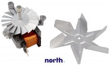 Silnik termoobiegu wentylatora do piekarnika Indesit C00081589