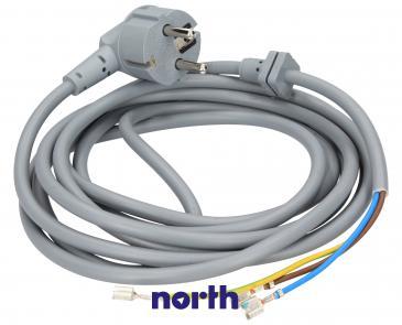 Kabel zasilający okrągły do pralki 00481580