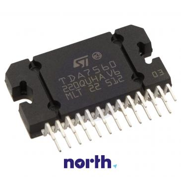 TDA7560 TDA7560 Układ scalony IC