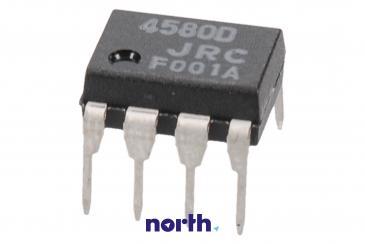 NJM4580 Układ scalony IC
