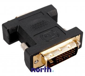 Adapter VGA - DVI (gniazdo/ 24+1 wtyk)