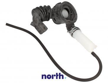 Rura   Wąż połączeniowy bęben - pompa do pralki 00650082