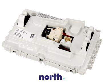 Moduł elektroniczny bez oprogramowania pralki 480112101535