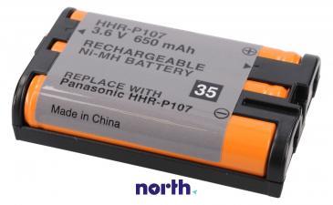 Akumulator 3.6V 650mAh telefonu bezprzewodowego HHRP107A
