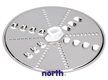 Tarcza przecierająca dwustronna (grubo / drobno) do robota kuchennego Bosch 00650963