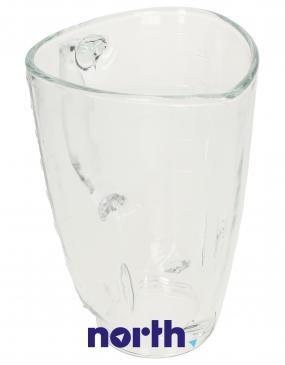 Dzbanek | Pojemnik blendera szklany do robota kuchennego Braun 64184642