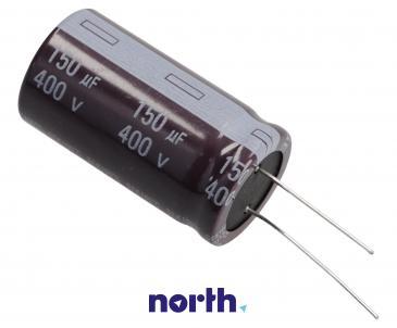 150uF | 400V Kondensator elektrolityczny 105°C 40mm/22mm