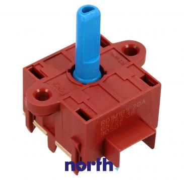 Przełącznik funkcyjny 481227328282 T105-FR4 do pralki Whirlpool 480111104446
