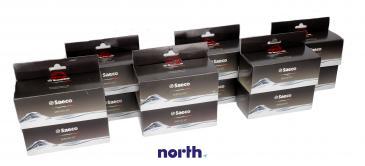 Zestaw do konserwacji zaparzacza 12szt. do ekspresu do kawy Saeco 996530010356