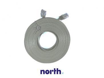 Kabel CAT-6 10m (wtyk/ wtyk) | (RJ-45/skrętka)