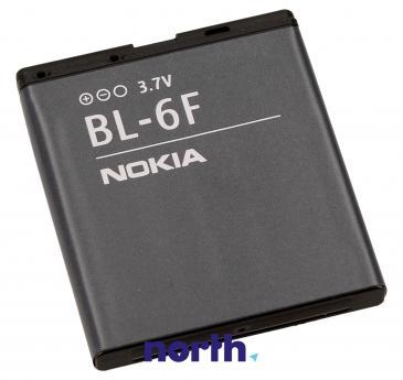 Akumulator | Bateria BL-6F 3.7V 1200mAh do smartfona BL6F