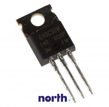IRG4BC30W Tranzystor TO-220AB (n-channel) 23V 12A 62MHz