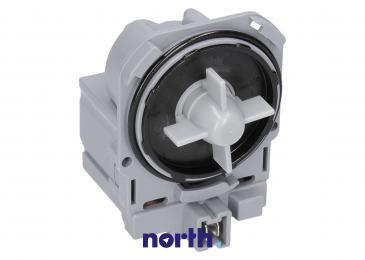 Silnik pompy odpływowej M50 do pralki AEG