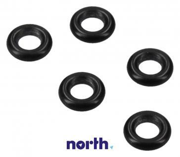 Uszczelka o-ring (5szt.) 3.4x1.9mm do ekspresu do kawy Siemens 00419989