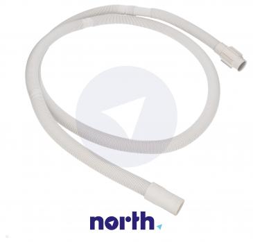 Wąż odpływowy 2240mm do zmywarki Whirlpool 481253029113