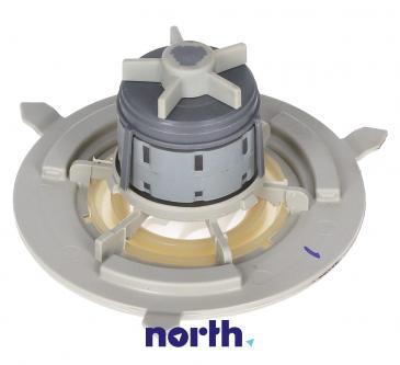 Silnik pompy myjącej (bez turbiny) do zmywarki Whirlpool 481236158367